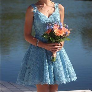 Sherri Hill Homecoming Dress size 2